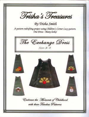 The Exchange Dress by Trisha's Treasures - size 2 thru 8