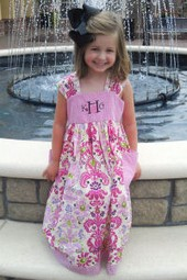 Macy Giggles Dress by Izzy & Ivy Designs