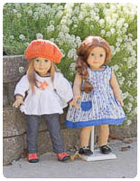 Ellie Inspired Doll PDFs