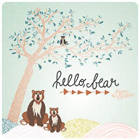 Hello Bear - Art Gallery