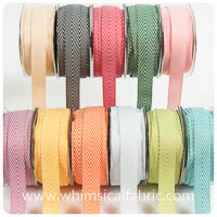 Herringbone Twill Ribbon