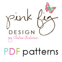 Pink Fig PDF Patterns